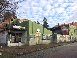 Altes Kino (Stadt Osterode am Harz) Front © Stadt Osterode am Harz