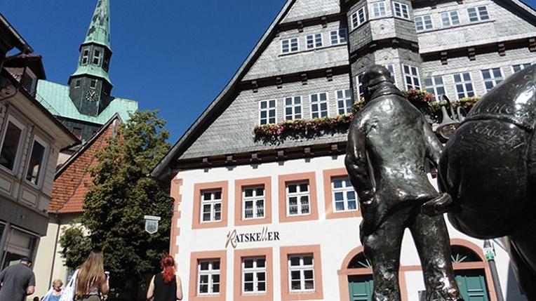 Altes Rathaus © Stadt Osterode am Harz