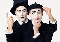 Visual Mime Theater Berlin