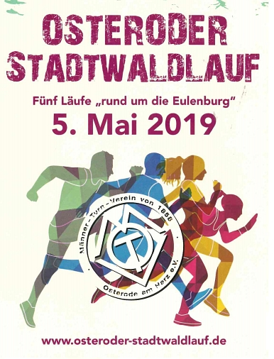 Cover Osteroder Stadtlauf 2019
