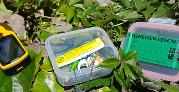 Geocaching in Osterode