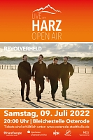 LIVE am HARZ OPEN AIR 2021!