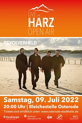 LIVE am HARZ OPEN AIR 2022!