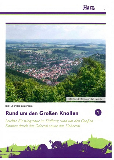 Download © Harzer Tourismusverband / Touristinfo Bad Lauterberg