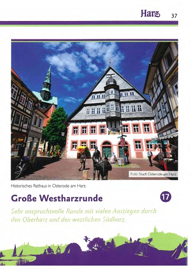 Download © Harzer Tourismusverband / Foto: Stadt Osterode am Harz