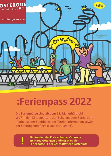 Titelbild Ferienpass 2020 - Shortnews