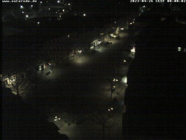 Webcam-Bild von 00.00 Uhr