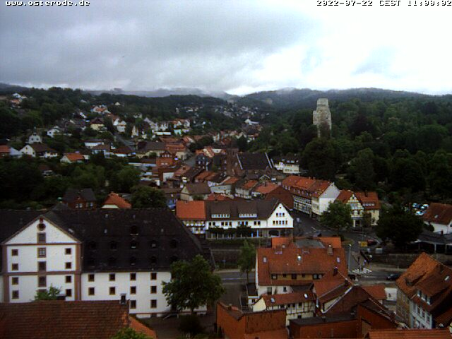 Webcam-Bild von 11.00 Uhr