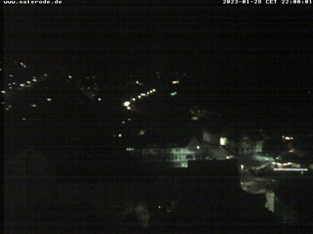 Webcam-Bild von 22.00 Uhr